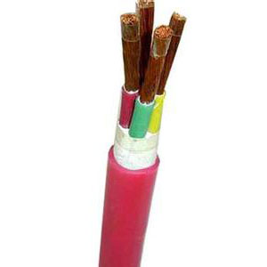 High temperature control cable